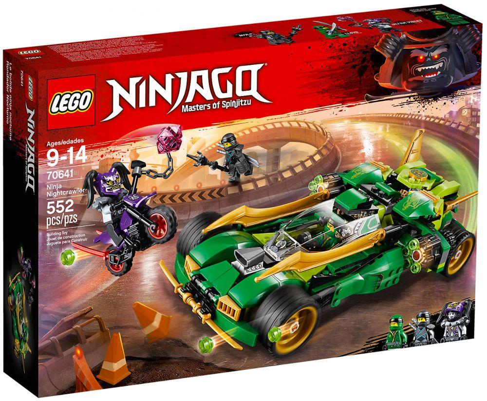 lego ninjago 70641 le bolide de lloyd - Ninjago Nouvelle Saison
