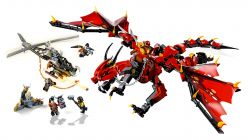 LEGO Ninjago 70653 Le dragon Firstbourne