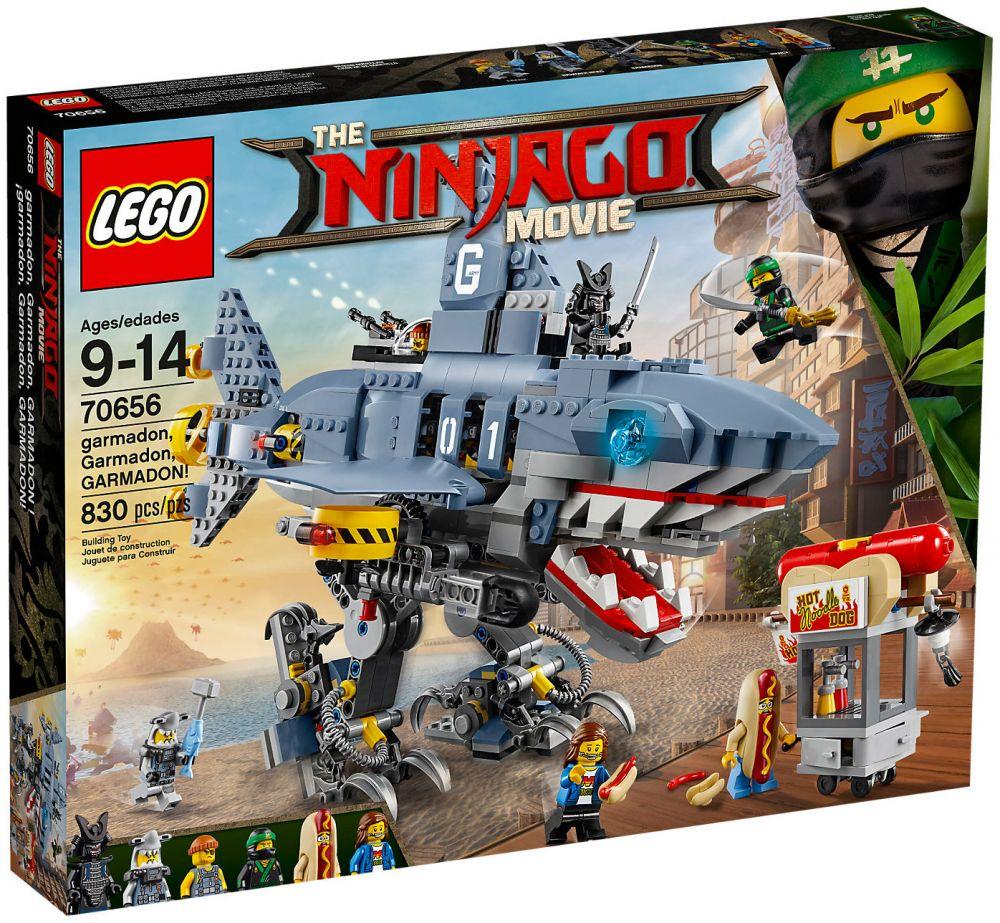 Mécanique Garmadon Le De Ninjago 70656 Requin Lego 0Nmw8n