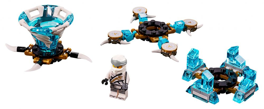 Toupie 70661 Spinjitzu Ninjago Lego Zane MUVSzpGq