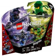 LEGO Ninjago 70664 Toupies Spinjitzu Lloyd vs. Garmadon