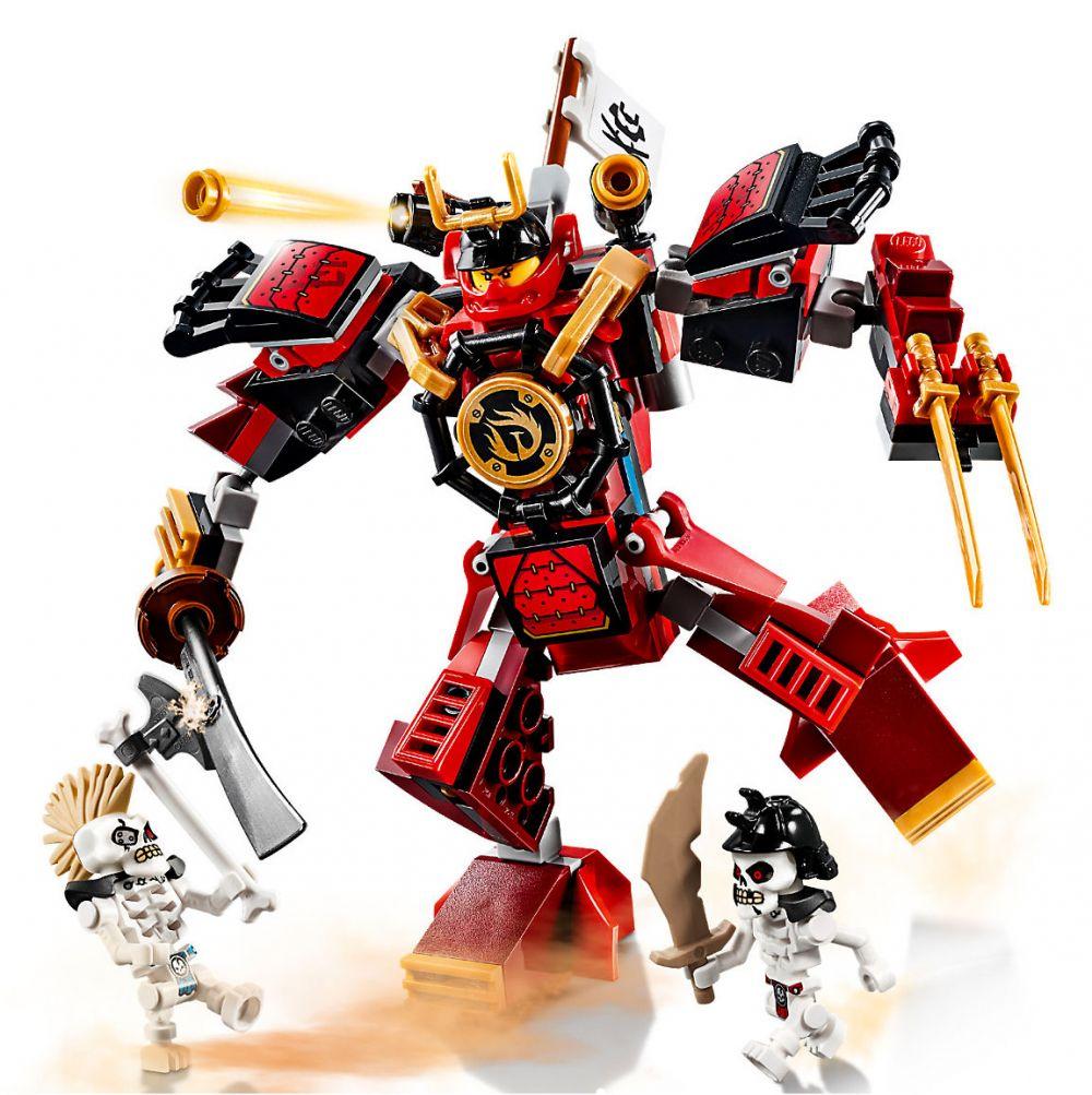 Lego Robot 70665 Ninjago Le Samouraï CxeWrBod