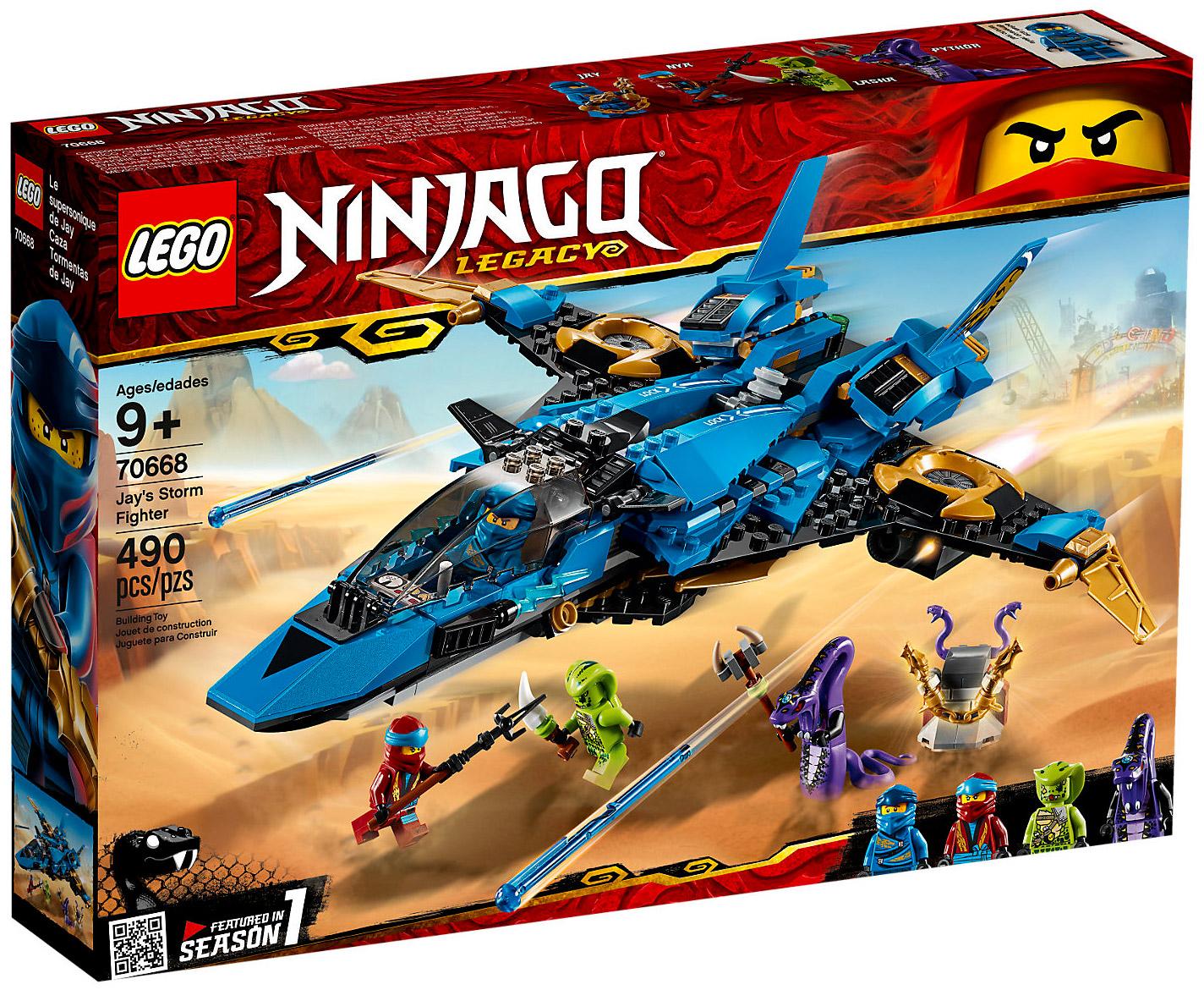 lego ninjago jouet 9444