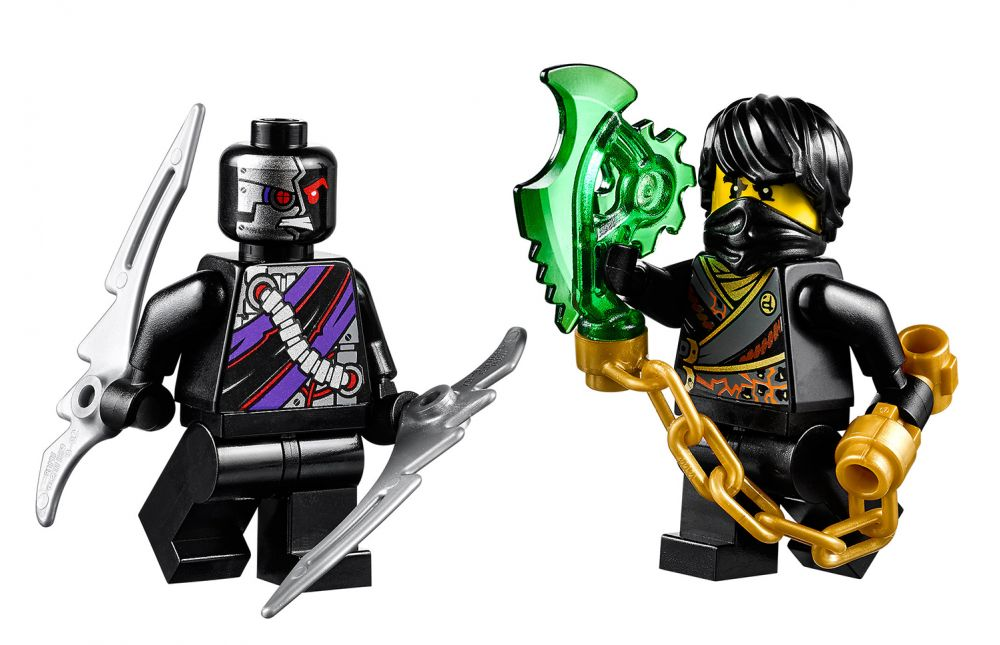 Lego ninjago 70720 pas cher le planeur scie - Lego ninjago le grand devoreur ...