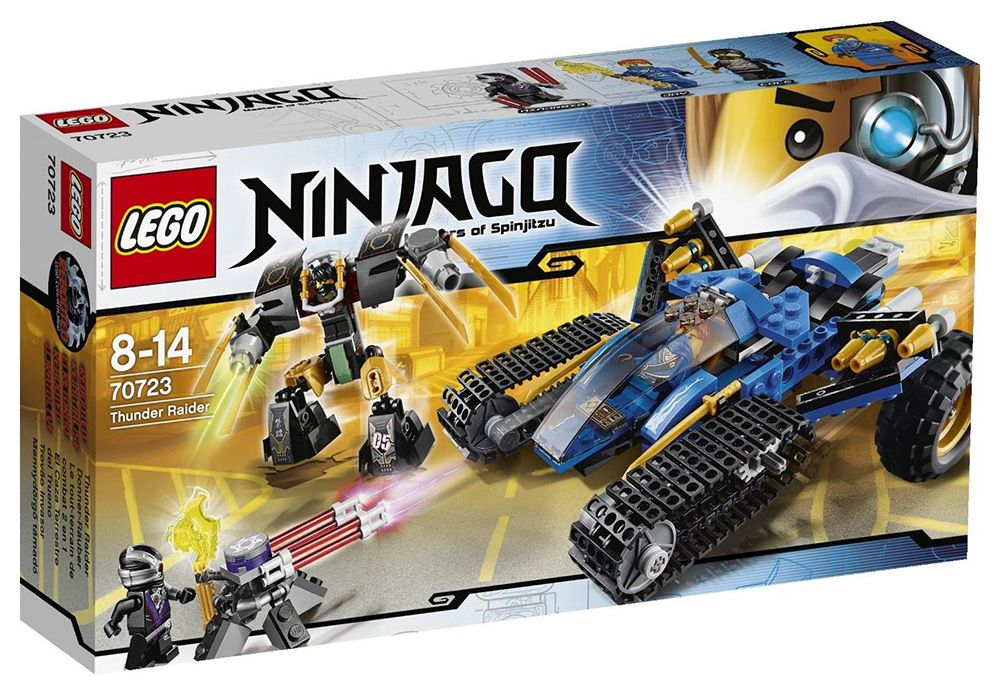 lego ninjago 70723 le tout terrain de combat 2 en 1