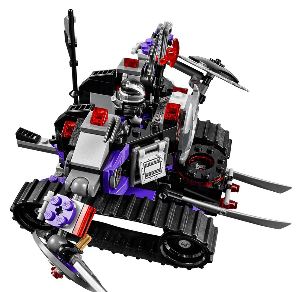 LEGO 70726 Destructoide pas cher