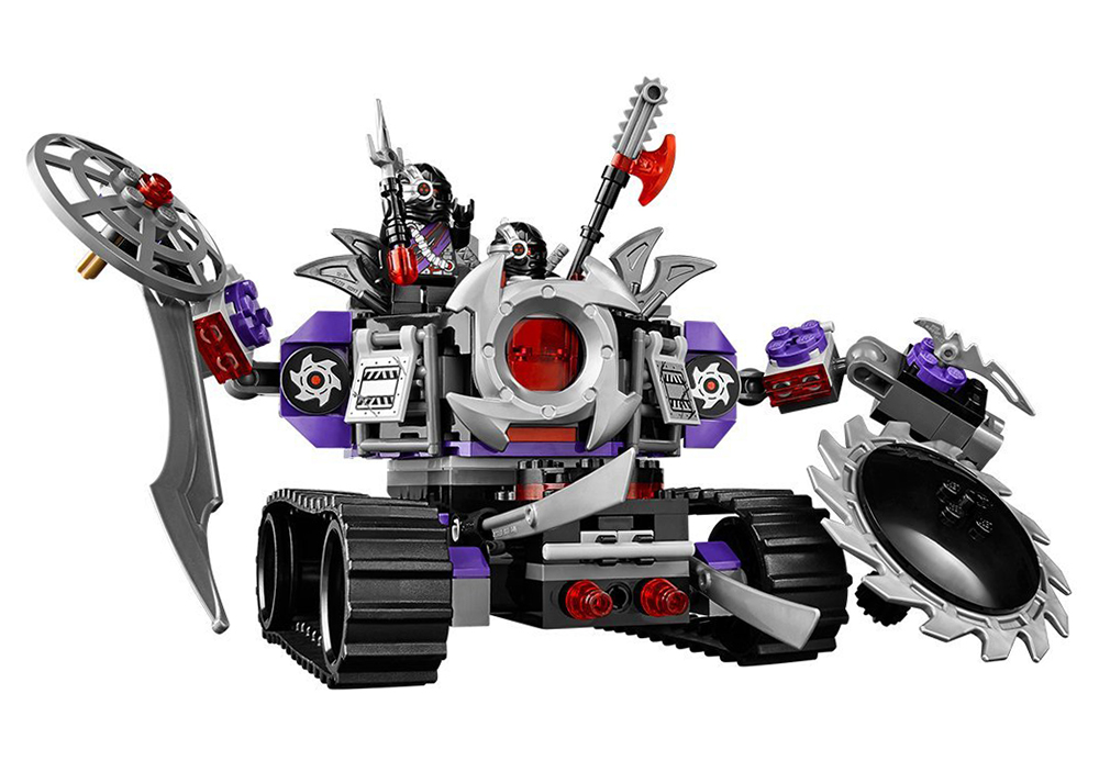 PlayFactory  LEGO Ninjago 70726  Destructoïde LEGO