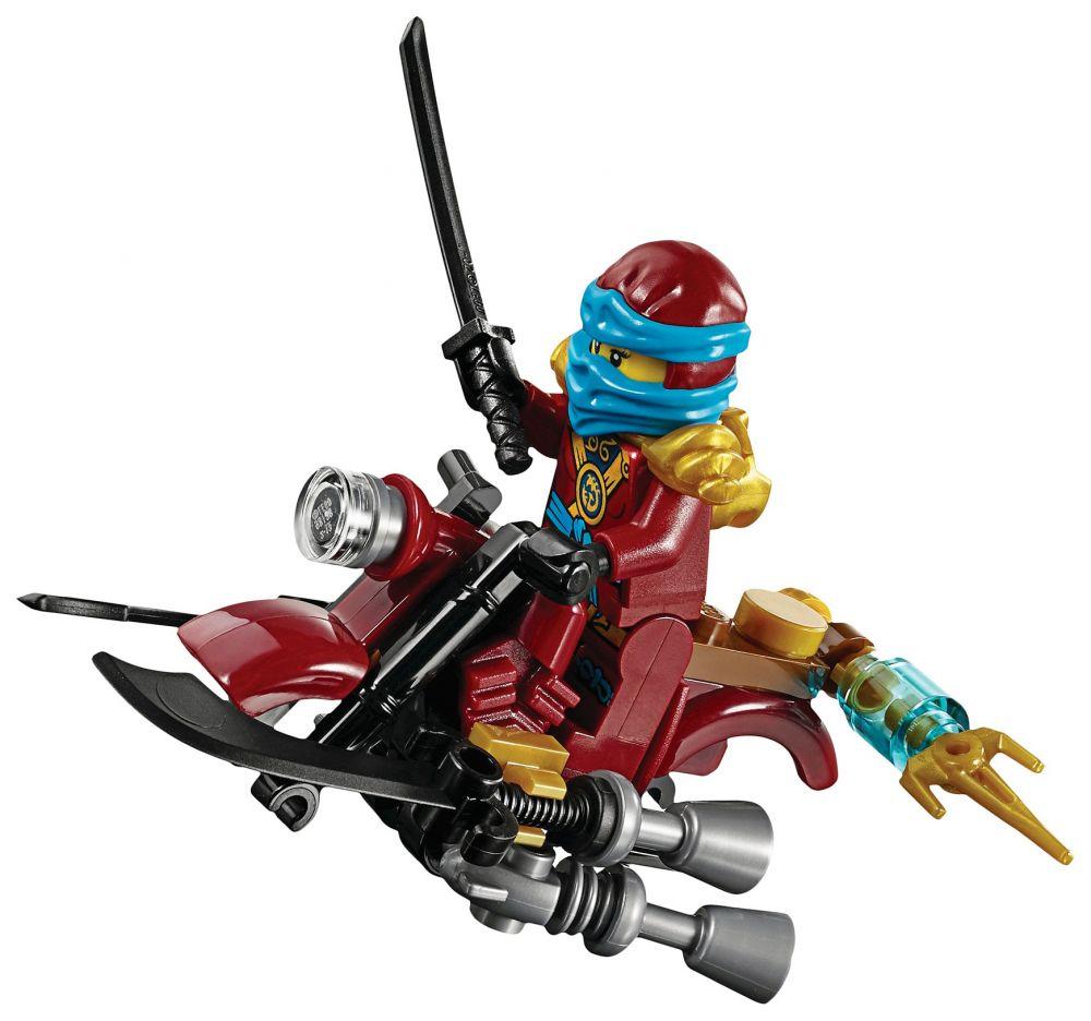 Ninjas Ninjago 70738 Lego Des L'ultime Qg uZiXPk