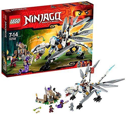 Lego ninjago 70748 pas cher le dragon de titane - Personnage ninjago lego ...