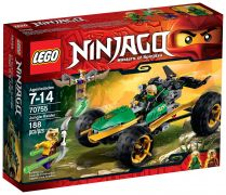 LEGO Ninjago 70755 Le buggy de la jungle
