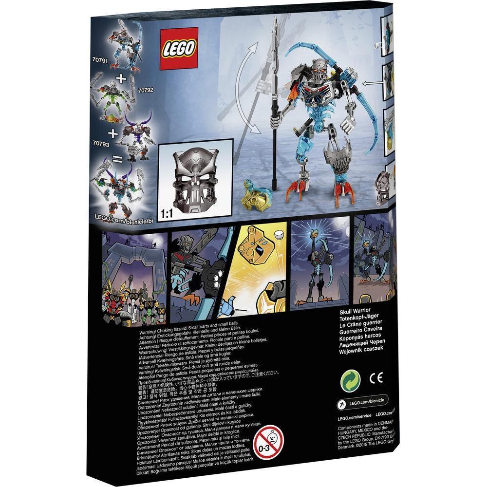 LEGO 70791  LE CRANE GUERRIER