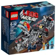 LEGO The LEGO Movie 70801 La salle de fusion