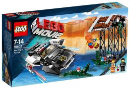 LEGO The LEGO Movie 70802 La poursuite de méchant flic