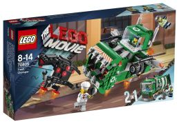 LEGO The LEGO Movie 70805 Le camion poubelle
