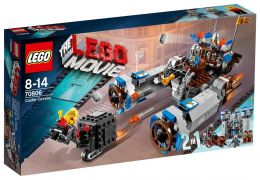 LEGO The LEGO Movie 70806 La forteresse