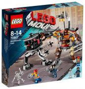 LEGO The LEGO Movie 70807 Le duel de barbe d'acier