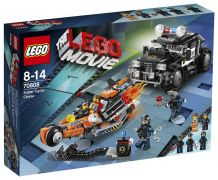 LEGO The LEGO Movie 70808 La super poursuite
