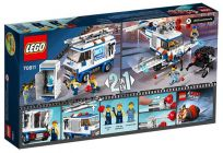 LEGO The LEGO Movie 70811 The Flying Flusher