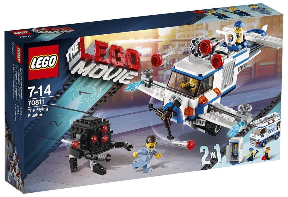 Flying Movie Flusher Lego The 70811 ZiuPkX