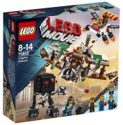 LEGO The LEGO Movie 70812 L'embuscade créative