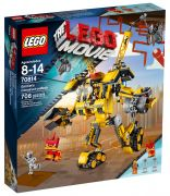 LEGO The LEGO Movie 70814 Le Construct-o-Mech d'Emmet