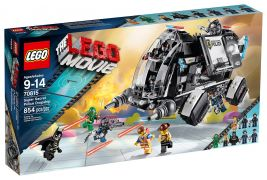 LEGO The LEGO Movie 70815 Le super vaisseau de la police secrète