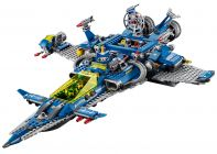 LEGO The LEGO Movie 70816 Le vaisseau spatial de Benny