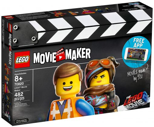 LEGO The LEGO Movie 70820 LEGO Movie Maker