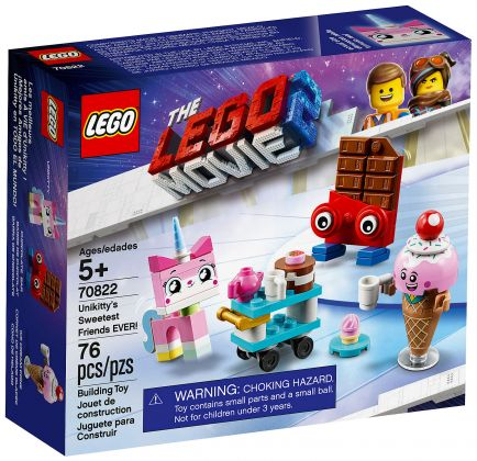 LEGO The LEGO Movie 70822 Les meilleurs amis d'Unikitty !