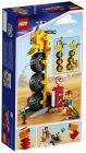LEGO The LEGO Movie 70823 Le Tricycle d'Emmet !