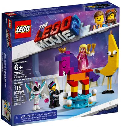 LEGO The LEGO Movie 70824 La Reine Watevra Wa'Nabi