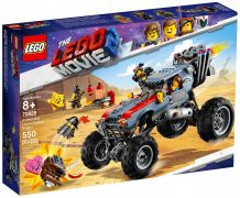 LEGO The LEGO Movie 70829 Le buggy d'évasion d'Emmet et Lucy !