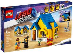 LEGO The LEGO Movie 70831 La maison-fusée d'Emmet !