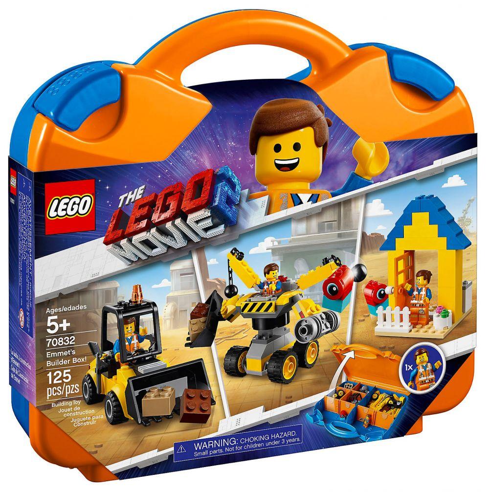 Lego Movie The La Boîte Construction D'emmet À 70832 K3uc1JTlF