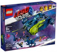 LEGO The LEGO Movie 70835 Le Rexplorer de Rex