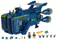LEGO The LEGO Movie 70839 Le Rexcelsior !