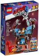 LEGO The LEGO Movie 70842 Le canapé à trois étages d'Emmet