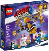 LEGO The LEGO Movie 70848 Le gang de fêtards Systar