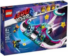 LEGO The LEGO Movie 70849 Le chasseur d'étoile de Wyld-Mayhem