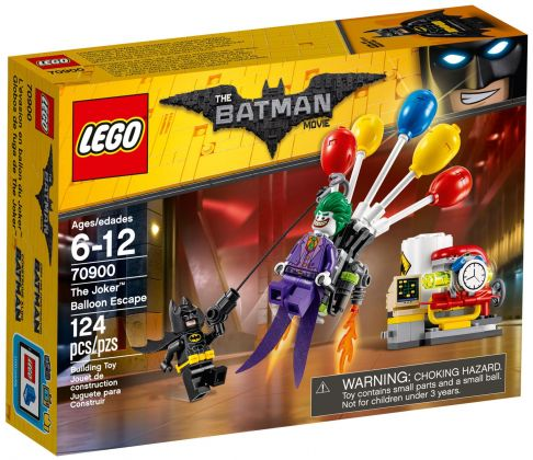 LEGO The Batman Movie 70900 L'évasion en ballon du Joker