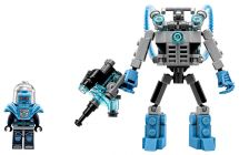 LEGO The Batman Movie 70901 L'attaque glacée de Mister Freeze
