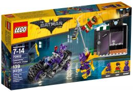 LEGO The Batman Movie 70902 La poursuite en catmoto de Catwoman