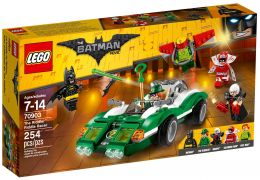 LEGO The Batman Movie 70903 - Le bolide de l'Homme-mystère pas cher