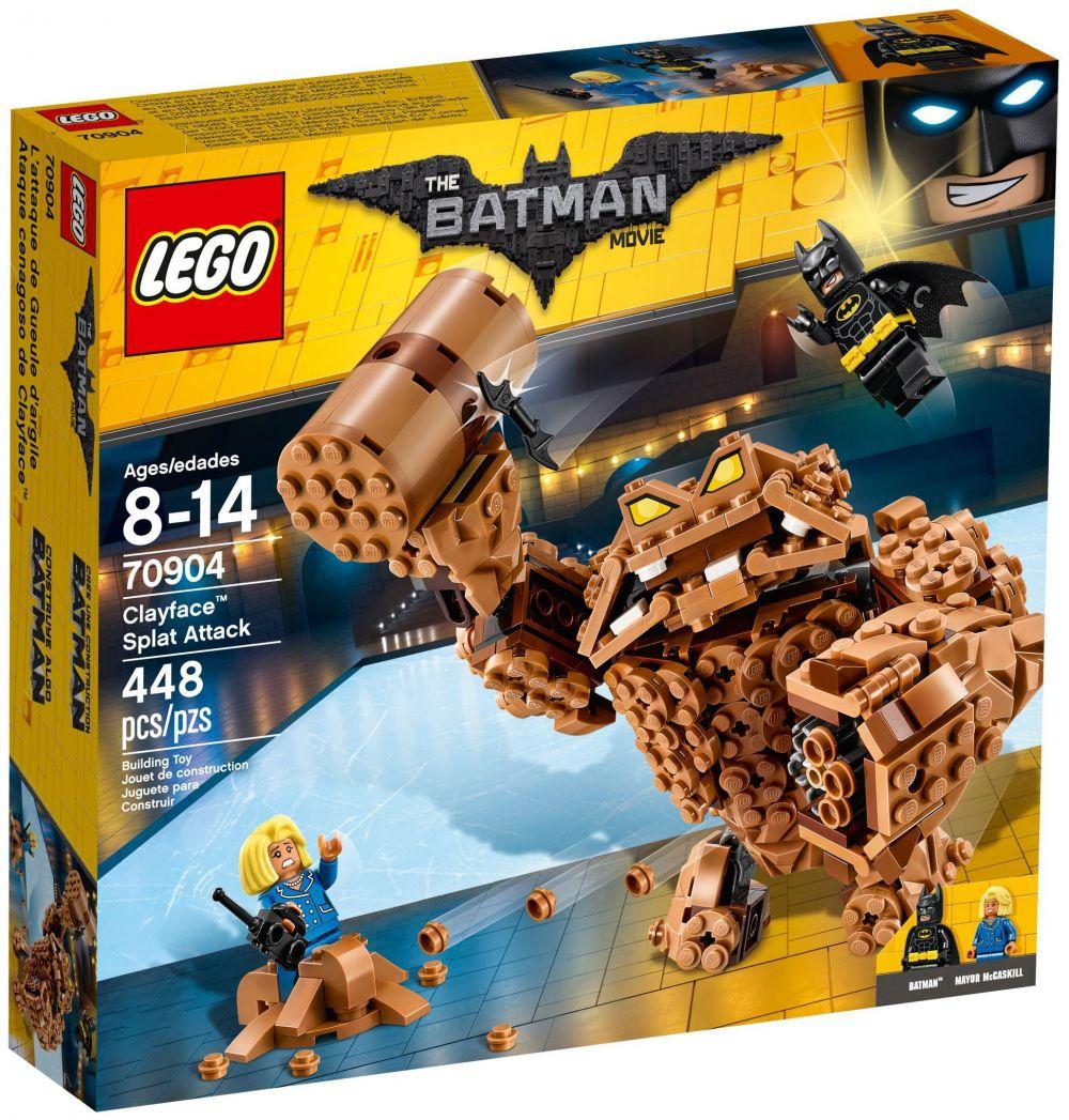 Lego the batman movie 70904 pas cher l 39 attaque de gueule for Videos de lego batman