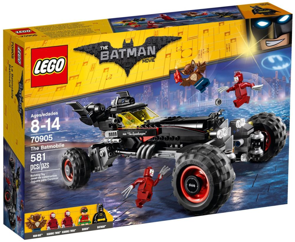 70905 La Movie The Lego Batmobile Batman vnm0ON8w