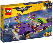 LEGO The Batman Movie 70906 - La décapotable du Joker pas cher
