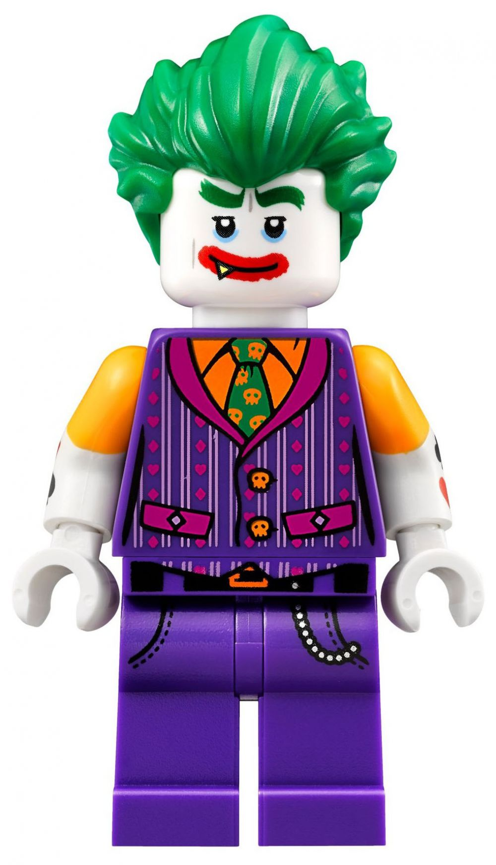 Lego The Batman Movie 70906 Pas Cher La D 233 Capotable Du Joker