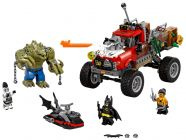 LEGO The Batman Movie 70907 Le tout-terrain de Killer Croc