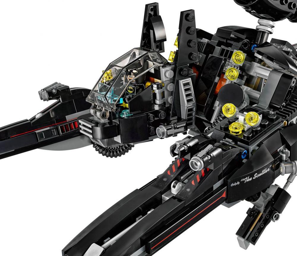 Lego the batman movie 70908 pas cher le batbooster for Videos de lego batman