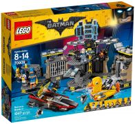 LEGO The Batman Movie 70909 - Le cambriolage de la Batcave pas cher